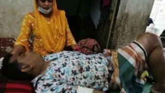 <strong>গফরগাঁওয়ে সন্ত্রাসী হামলায় যুবলীগ নেতা আহত</strong>