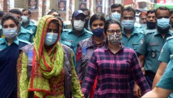 <strong>পরীমনিকে দফায় দফায় রিমান্ড: হাইকোর্টে দুই বিচারকের ক্ষমাপ্রার্থনা</strong>