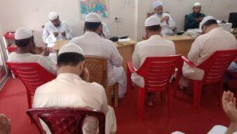 <strong>মাওলানা আব্দুর রাজ্জাক জিহাদী রহ. স্মরণে আলোচনা সভা ও দোয়া মাহফিল অনুষ্ঠিত</strong>
