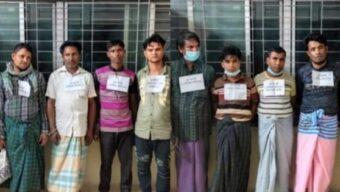 <strong>রোহিঙ্গা ক্যাম্পে সন্ত্রাসী হামলায় ৬ জন মাদ্রাসা শিক্ষক ও শিক্ষার্থী নিহত; ৮ জন গ্রেফতার</strong>