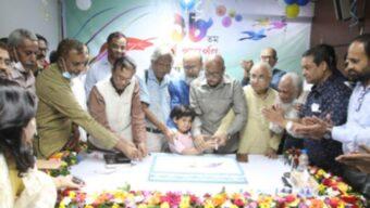 <strong>নয়া দিগন্তের ১৮তম বর্ষে পদার্পণ উপলক্ষে বর্ষপূর্তি  অনুষ্ঠান : পদচারণায় গুণীজনের</strong>