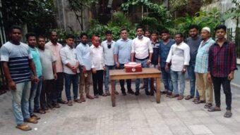 <strong>৩২নং আন্দরকিল্লায় যুবদলের ৪৩তম প্রতিষ্ঠা বার্ষিকী উদযাপন</strong>