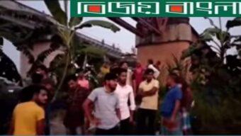 <strong>নরসিংদী ঘোড়াশাল রেলসেতুতে ছবি তুলতে এসে ট্রেনের ধাক্কায় যুবক নিহত</strong>
